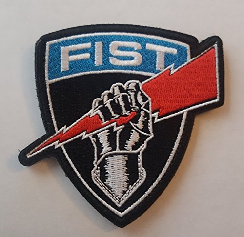 FiST PATCH UNSUBDUED
