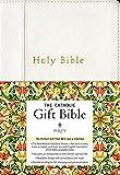 Best Catholic Teen Bibles - NRSV, The Catholic Gift Bible, Imitation Leather, White: Review