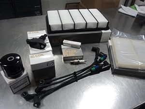 mazda rx 8 04 11 new oem tune up kit plugs. Black Bedroom Furniture Sets. Home Design Ideas