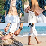 CandyHusky Men Casual Lounge Jogging Workout Yoga