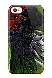Iphone 4/4s Case Cover Skin : Premium High Quality Evil Ernie Case