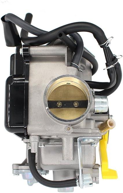 Carburador de montaje para Honda Sportrax 400 TRX400EX2x4 1999-2008 ATV, Honda TRX400 X 2x4 2009-2015 TRX 400 sustituye a 16100-HN1-A43