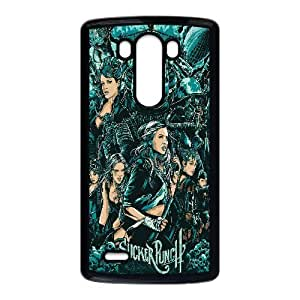 Sucker Punch Movie00X0 LG G3 Cell Phone Case Black Gift pjz003_3422704
