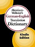 Merriam-Webster's German-English Translation Dictionary (German Edition)
