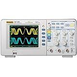 Rigol DS1102E 100MHz Digital Oscilloscope, Dual Analog Channels, 1 GSa/s Sampling, USB Storage