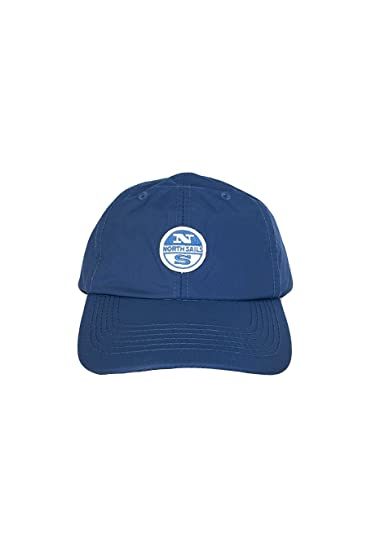 c219d6490bc North Sails Mens Baseball Patch Cap with UPF 40+ Protection Made of  Polyamid in Very Dark Navy Blue  - OS  Amazon.co.uk  Clothing