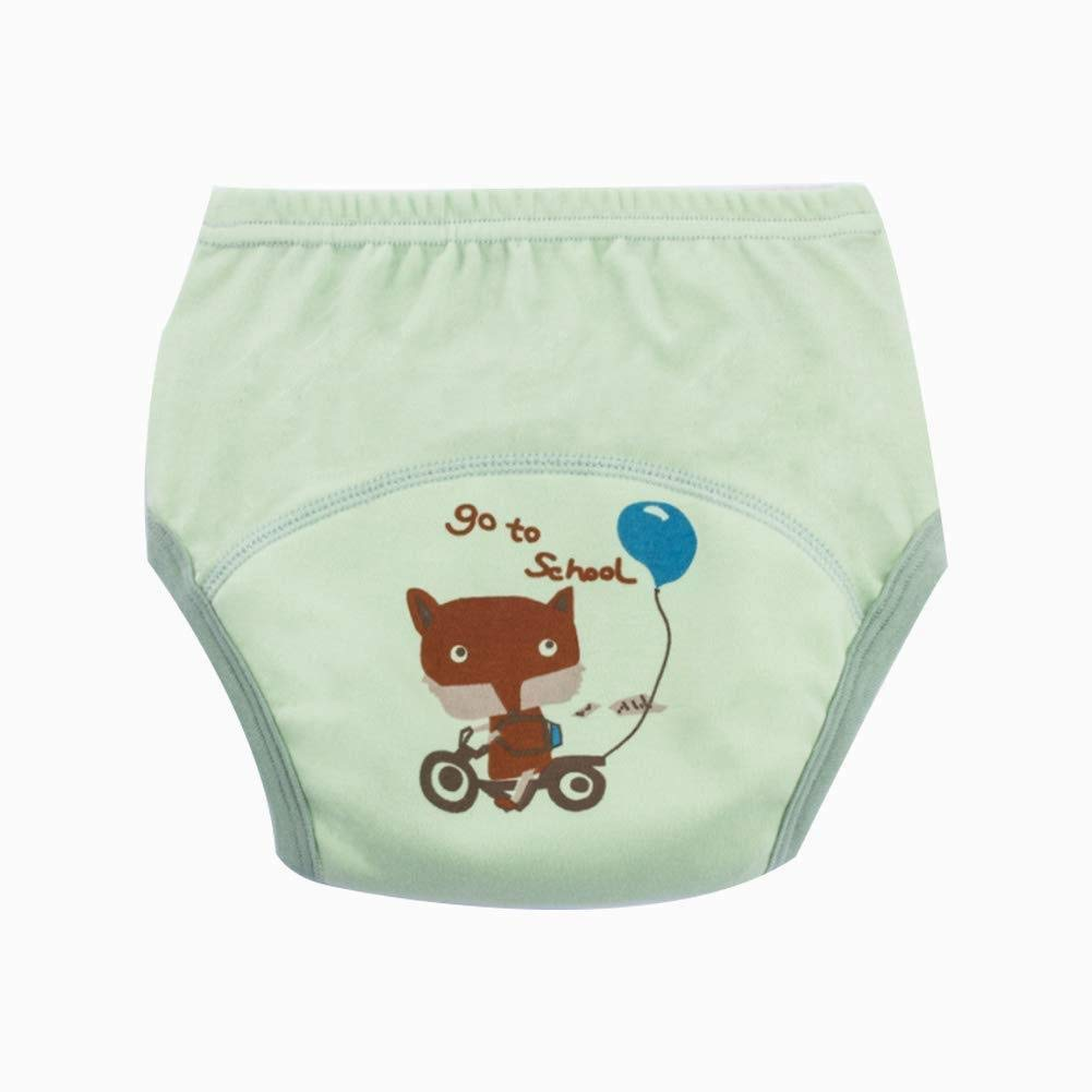 Girl For Pee Potty Training Baby Diapers Nappy Baby Underwear Infant Panties