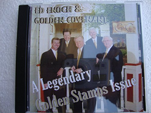 A Legendary Golden Stamps Issue