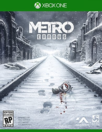 Metro Exodus - Xbox One [Digital Code] by Square Enix
