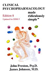 Clinical Psychopharmacology Made Ridiculously Simple (Medmaster)