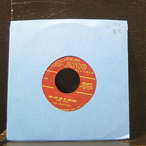 The Coasters - One Kiss Led To Another / Brazil - 7