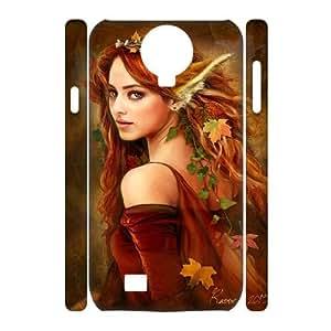 Cheap 3D SamSung Galaxy S4 I9500 Case, Fairy quote New Fashion Phone Case
