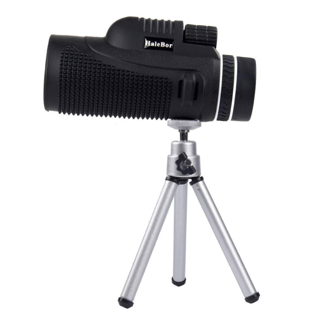 再再販! RXF 単眼望遠鏡 RXF 子供 大人用 ポケット HD 単眼望遠鏡 ポケット HD 高出力 携帯電話カメラ バードウォッチング用 野生動物の観察用 ブラック ブラック B07H9VWMMH, プロフィット:8daab8f9 --- a0267596.xsph.ru