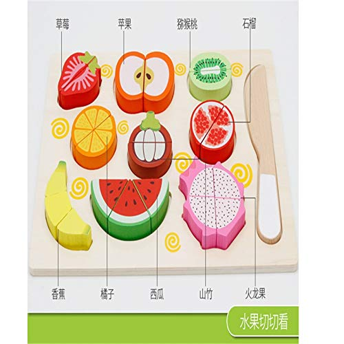 Party Favors - Pop Kids Wooden Pretend Role Play Fruit ...