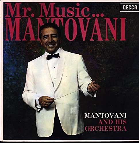 Mantovani - Mantovani And His Orchestra - Mr. Music...mantovani - Decca, Decca - Slk 16 456 Nm/nm Lp - Zortam Music