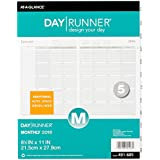 Day Runner Monthly Planning Pages 2016, 12 Months, Loose-Leaf, Size 5, 8.5 x 11 Inches (491-685)