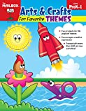 Arts and Crafts for Favorite Themes, The Mailbox Books Staff, 156234935X