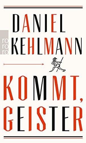 Kommt, Geister: Frankfurter Vorlesungen