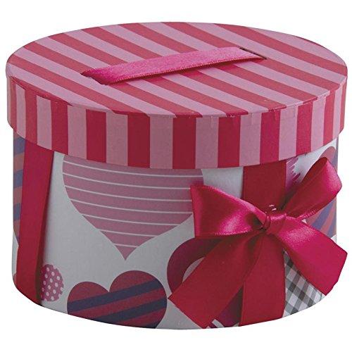 Inconnu Boite Cadeau Ronde en Carton Aubry Gaspard