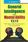 General Intelligence Test / Mental Ability Test