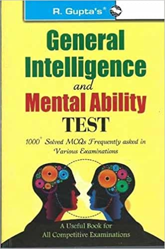 Amazon buy general intelligence test mental ability test book amazon buy general intelligence test mental ability test book online at low prices in india general intelligence test mental ability test reviews fandeluxe Images