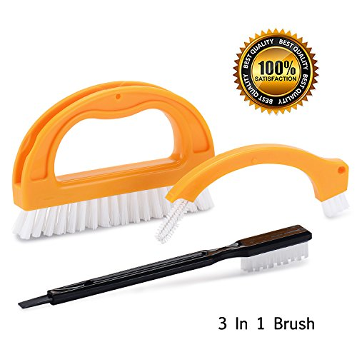 Cheap  Tile Joint Cleaning Brush Grout Brush Tile Brush for Deep Cleaning -..