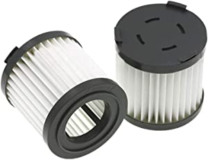 AKDSteel HE-PA Filter Replacement for Jim-My Vacuum Cleaner Accessories JV51 CJ53 C53T CP31