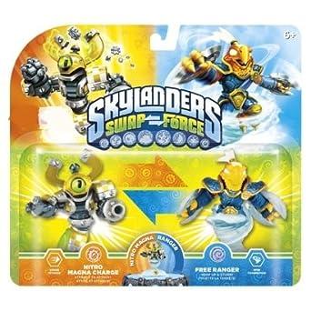 skylanders 2 pack