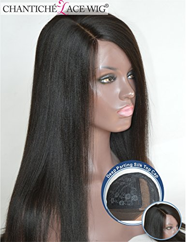 Chantiche Invisible Lace Brazilian Wig