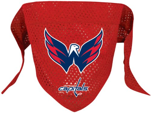 NHL Washington Capitals Pet Bandana
