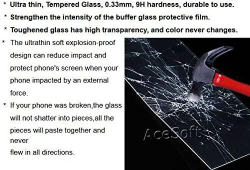 Only fit J7 2017 SM-J727A Smartphone High Definition Premium Real Anti-Scratch 9H HD Clear Tempered Glass Screen Protector Film Guard Shield for AT/&T Samsung Galaxy J7 2017