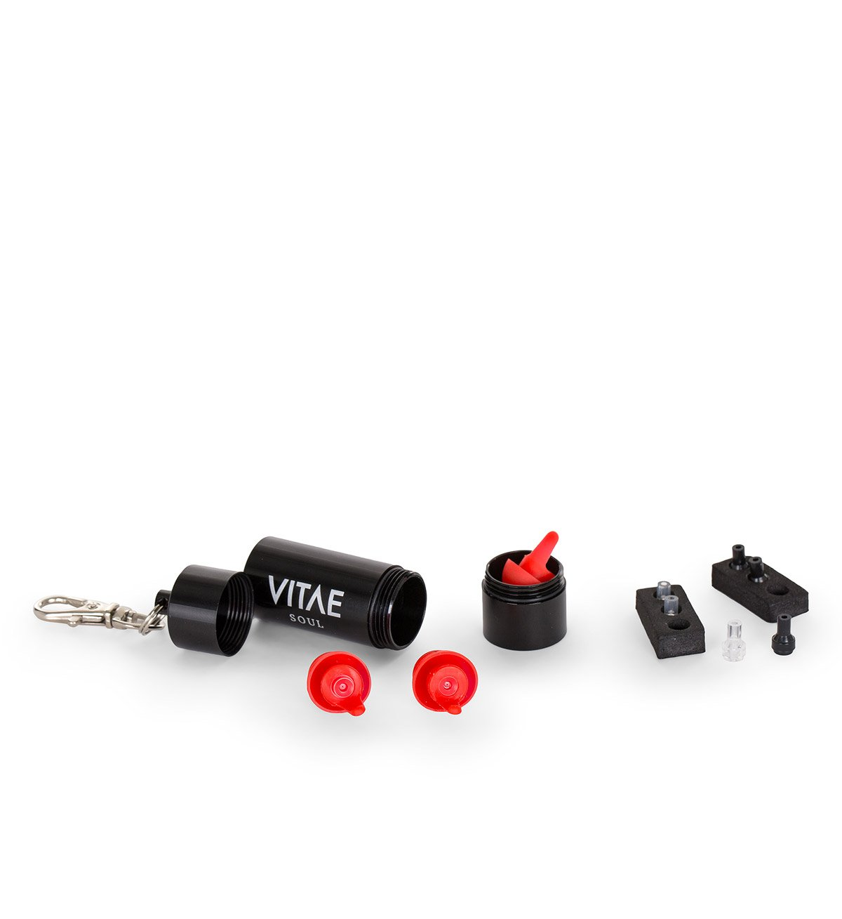 Vitae Soul Protective Ear Plugs for Motorcyclist Including Protective Aluminum Case 3 Ear Plugs /& 3 Filter Sets 26,20 or 17 db Noise Reduction Fits Under Helmet
