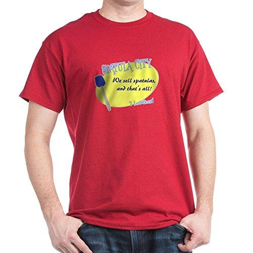 CafePress Spatula T Shirt Comfortable Classic