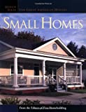 Small Homes, Fine Homebuilding Staff, 1561586544