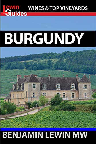 Burgundy (Guides to Wines and Top Vineyards Book 4)