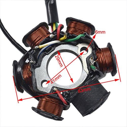 jcmoto wiring harness loom kit cdi rectifier key ignition. Black Bedroom Furniture Sets. Home Design Ideas