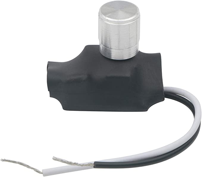 Dimmer Switch Table//Desk Lamp Knob Adjust Light Dimmable Button Accessories