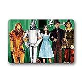 The Wizard of Oz Custom Doormat (23.6x15.7 inch) Indoor Outdoor