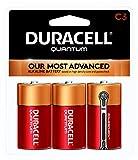 Best C Batteries - Duracell QUC3RFP Quantum Alkaline Batteries w/ Duralock Power Review
