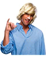 Rubie's Costume Characters Surfer Dude Blonde Wig