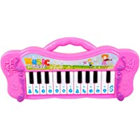 Musical Toys pgmrw23h Toy Piano, Multifunctional Portable Piano, Electronic Piano Musical Instrument, Early Childhood Education, Educational Toy, Musical Toy for Beginner