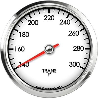 Speedhut GL33-TT02 Trans Temp Gauge 140-300F, 3-3/8