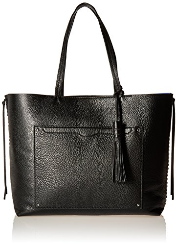 Rebecca Minkoff Panama Tote Shoulder Bag - Black - One Size