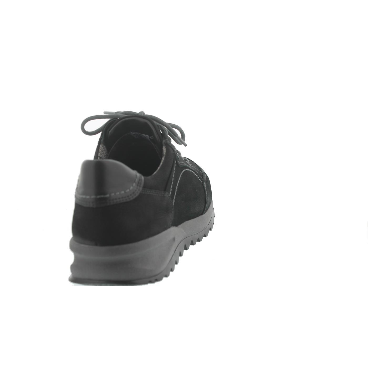 Waldläufer Schnürer Helle 9.5, Größe 9.5, Helle Farbe  Schwarz 6bcead