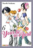 capa de Your Lie in April - Volume  6
