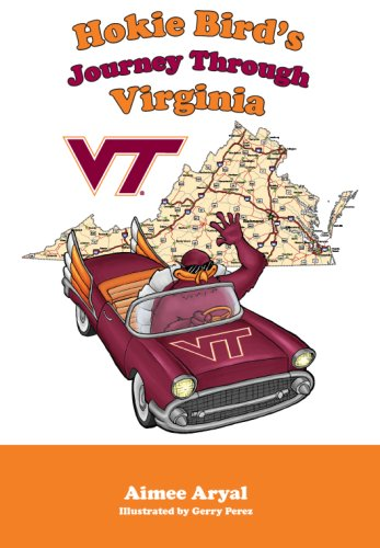 Hokie Bird's Journey Through Virginia pdf