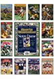 Notre Dame Sports Illustrated Collection Poster Irish
