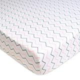 Best American Baby Company Mattress For Kids - American Baby Company Printed 100% Cotton Jersey Knit Review