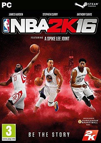 Jam Codes Nba - NBA 2K16 (UK)