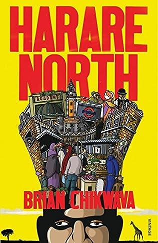book cover of Harare North